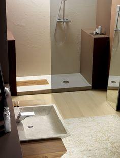 BATHCO の 地中海風 洗面所&風呂&トイレ OCO - SERIE COMPLETA