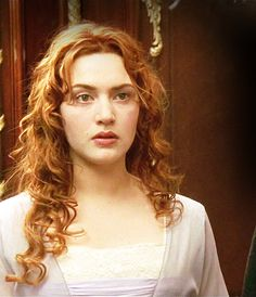 Nothing beats Kate Winslet in Titanic😍😍😍 Titanic Rose, Rms Titanic, Titanic Photos, Titanic Kate Winslet, Leo And Kate, Leonardo Dicaprio, Hollywood Actresses, Pretty Face, Red Hair