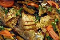 Our fish dishes? SECOND TO NONE!