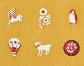 Small Hand Embroidery Design Motifs - Japanese Craft Book for Annas Kawaii Patterns, Dog, Animal, Floral, House, Bird, Fairy Tales,  B1581