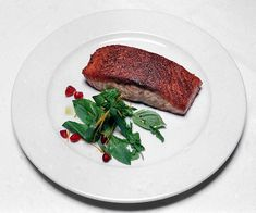 Recipe: Four-Spice Salmon || Photo: Michelle V. Agins/The New York Times spice salmon