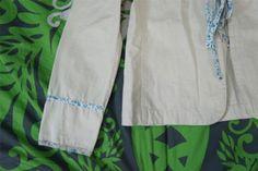 VERY-RARE-Anthropologie-Spring-2003-Ditsy-Print-Jacket-Elevenses-Quilt-Boho-M-10