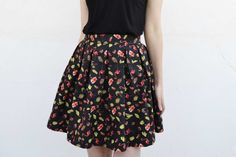 Ράβω μια φούστα με πιέτες!