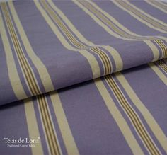 Riscas Lona 100% Algodão, 100% Português.StripesCanvas 100% Cotton, 100% Portuguese.#Canvas #picoftheday #tissues #deco #teiasdelona #decoration #fabrics #wovenfabrics #stripedfabric #stripes #decor #lona #color