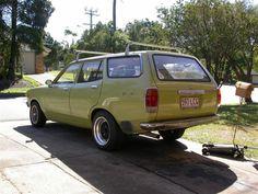 Datsun 120Y Wagon