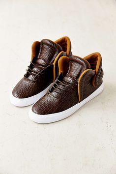 SUPRA Falcon Crocodile Sneaker