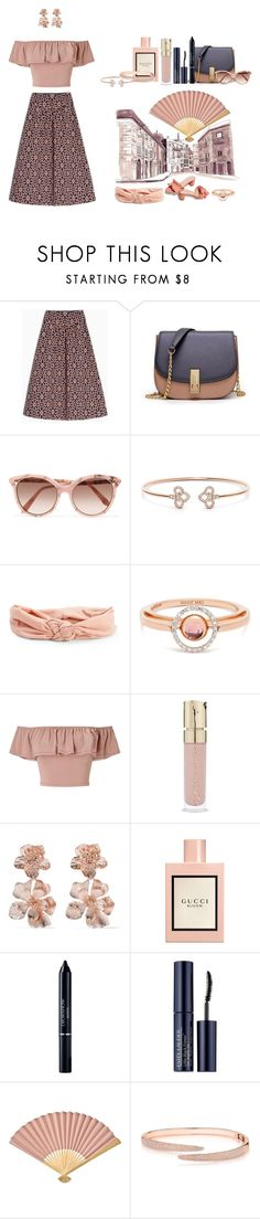 """""""№ 41"""" by katerinakozlova ❤ liked on Polyvore featuring Max&Co., WithChic, Victoria Beckham, Aéropostale, Marie Mas, Miss Selfridge, Smith & Cult, Oscar de la Renta, Gucci and Christian Dior"""