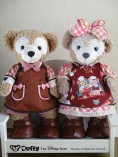 Duffy The Disney Bear, Disneyland, Teddy Bear, Sewing, Toys, Cute, Animals, Activity Toys, Dressmaking