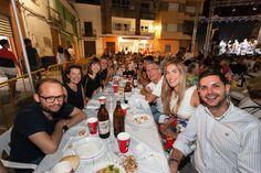 Sopar a Beniopa.  http://www.josemanuelprieto.es