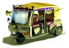 Pimp My Rickshaw (20 Pics)