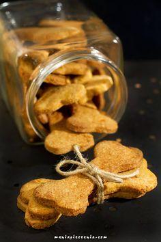 maniapieczenia: Domowe ciasteczka dla psa Cereal, Breakfast, Cakes, Dog, Morning Coffee, Diy Dog, Cake Makers, Kuchen, Cake