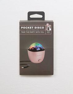 30 Watt Pocket Disco Ball