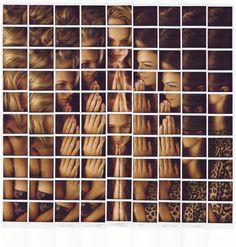 Maurizio Galimberti »Portraits