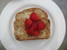 Peanut Butter French Toast - 186 calories!