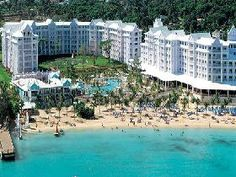 Week of 7/30 - Riu Ocho Rios All Inclusive 4 Nights with air/starting at $649. #jamaica #vacation