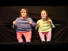 Little People Skit HB Family Camp