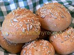 Graham, Hamburger, Food And Drink, Bread, Brot, Baking, Burgers, Breads, Buns