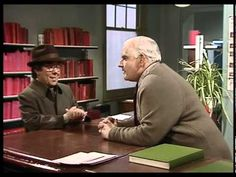 The Two Ronnies - The Confusing Library