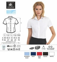URID Merchandise -   CAMISA B&C SMART SENHORA MANGA CURTA   16.72 http://uridmerchandise.com/loja/camisa-bc-smart-senhora-manga-curta/