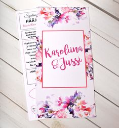 Make your wedding cards look like you - Multiple paper options and we can help with the design! Get also printed envelopes with addresses so you will save a lot of time. Wedding Cards, Wedding Invitations, Envelopes, Stage, Make It Yourself, Printed, Paper, How To Make, Design