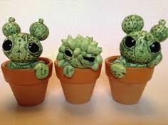 Image result for polymer clay cactus
