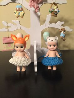 Sonny angels with skirts