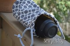 Camera+Lens+Case+-+6+Must+Sew+Things+for+21st+Century+Girl+(Free+Sewing+Patterns)