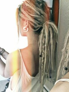 Some day I will have dreads.