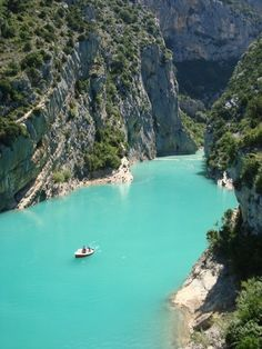 Verdon - France   #travel #location #france