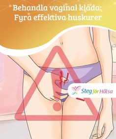 Behandla vaginal klåda: Fyra effektiva huskurer De flesta kvinnor upplever besvär med vaginal klåda minst en gång i livet. Genital klåda kan orsakas av olika faktorer. Vi visar dig några sätt att behandla det.