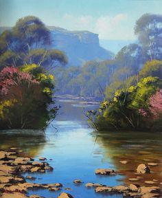 Megalong Creek by artsaus.deviantart.com