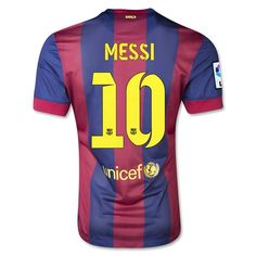 Camiseta FC Barcelona Local 14 15 MESSI 10  Envío Gratis!   Facebook 715ecf011ae79