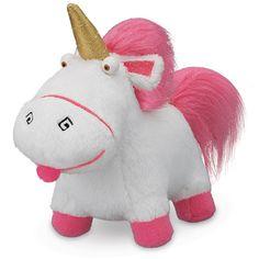 "Despicable Me 2 Plush - Unicorn - Thinkway - Toys ""R"" Us"