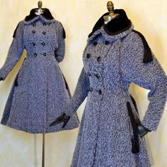 I just found one of my Lilli Ann coats on pinterest. Hehehe. Bought it last winter and I just love it!