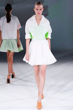 Chalayan Spring 2013 Ready-to-Wear Collection Photos - Vogue