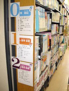 サイン表示ライブラリ - 学校図書館プロジェクト・SLiiiC; School Library 3C (Communication, Combination, and Collaboration)