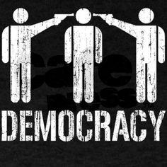 Democracy defined.