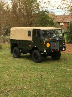 Land Rover Forward Control 101 GS, it could be yours. It's for sale!