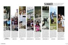 Image result for yearbook opening spreads