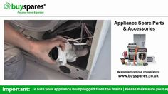 How to replace the pump in a washing machine