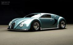 1945 Bugatti.