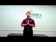 3 basic exercises for carpal tunnel syndrome.   Madden Physical Therapy 5425 Jonestown Road Harrisburg, PA  17112  717-901-9487