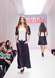 Marie Claire Fashion Days | Romani Design Fashion Days, Marie Claire, Harem Pants, Identity, Freedom, Collection, Design, Liberty, Harem Trousers