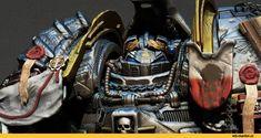 Grey Knights, Warhammer 40k, Samurai, Warhammer 40000, Samurai Warrior