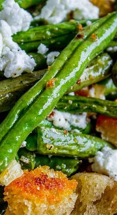 ... On the Side on Pinterest | Gratin, Brussels sprouts and Green beans