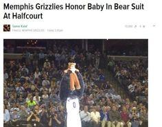 It's like if Lion King happened at halfcourt...
