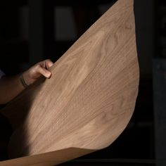 Every bulthaup wood veneer front is a unique creation, determined by the characteristics of the natural material itself. www.bulthaup.com #bulthaup #kitchens #modernkitchens