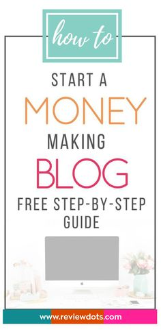 How To Start A Blog How To Start A Blog: Simple Step By