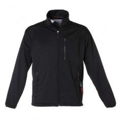 Vodafone McLaren Mercedes Black Soft Shell Jacket Paddock Studio. Available at www.paddockstudio.com