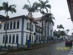Mariana, Minas Gerais - Brasil - Convento da Providência